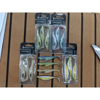 2 Packs of Westin Shad Teez