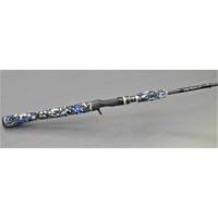 "Millerods Salty Barra LC 6'3"" 2pc Casting Rod"